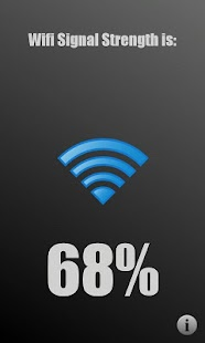 WiFi Signal Strength - screenshot thumbnail
