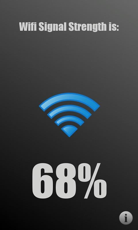 WiFi Signal Strength- screenshot