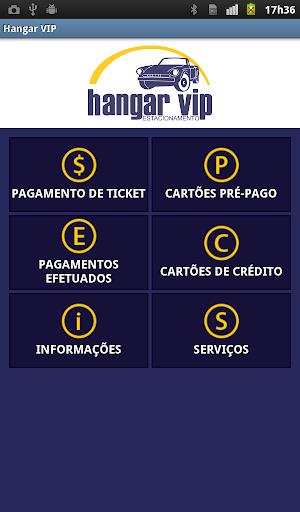 Hangar VIP