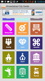 Ahmadabad City Guide screenshot