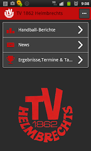 TV 1862 Helmbrechts App- screenshot thumbnail
