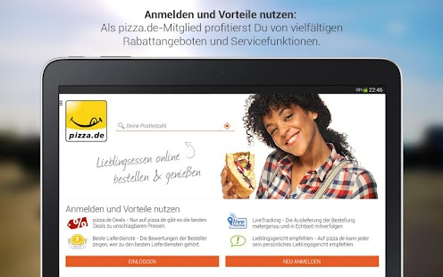 pizza.de - order food online Screenshot 25