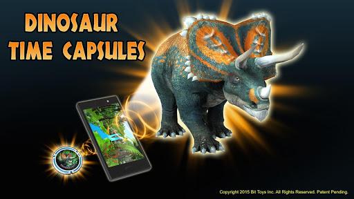 Dinosaur Time Capsules