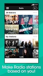 JB Hi-Fi NOW Music - screenshot thumbnail