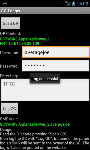 【免費工具App】GC-Logger-APP點子