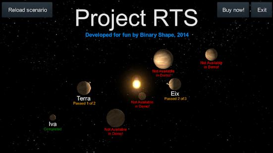 Project RTS - Strategy LITE 策略 App-癮科技App