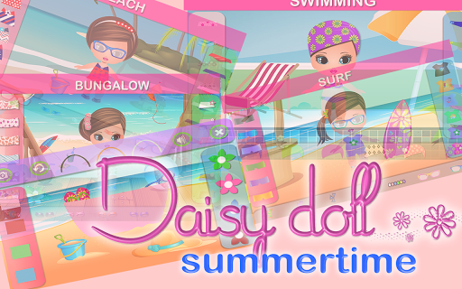 Dress up Doll Summertime