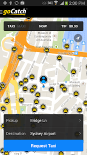 goCatch™ The Free Taxi Cab App - screenshot thumbnail