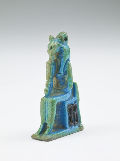 Amulet of the goddess Sakhmet
