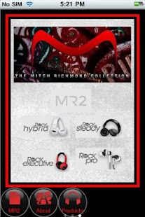 MR2 Audio - screenshot thumbnail