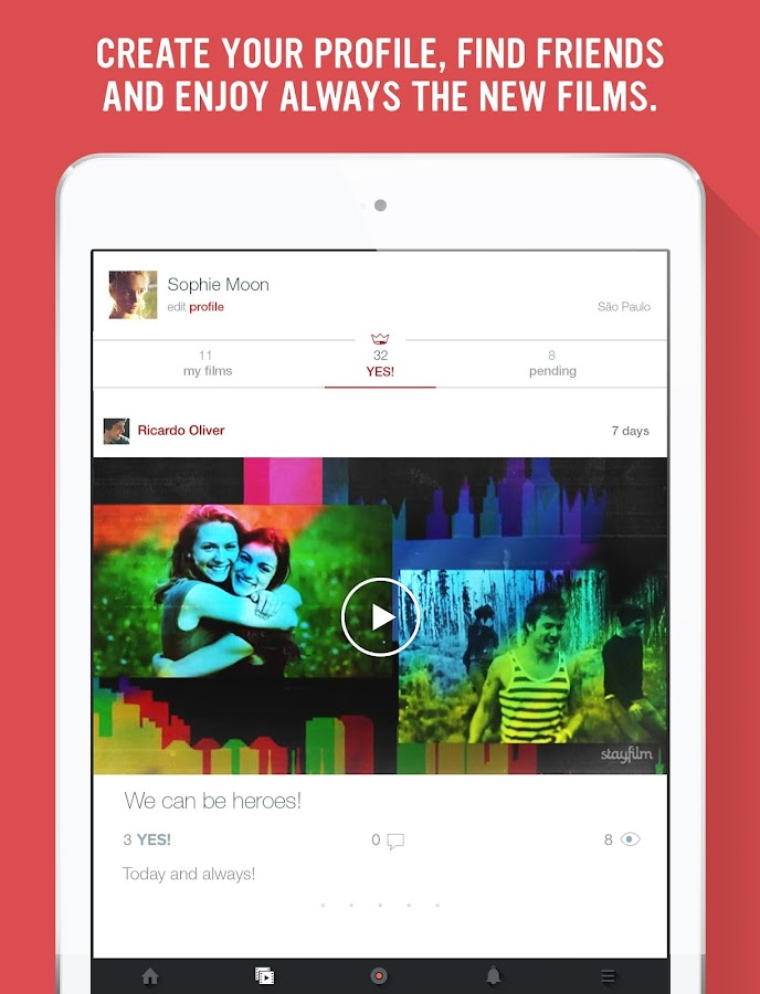 Stayfilm Make video with photo - Android Apps on Google Play