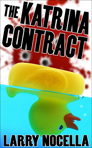 The Katrina Contract - a novel