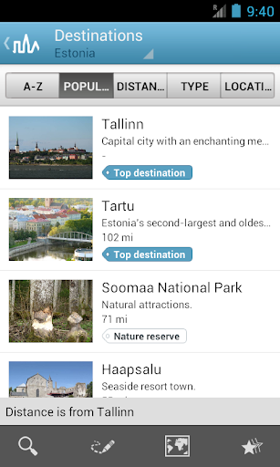 Estonia Guide by Triposo