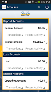 CBB Mobile Banking - screenshot thumbnail