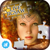 Live Jigsaws Dreaming Fairies