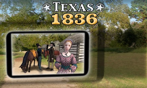 Texas 1836- screenshot thumbnail
