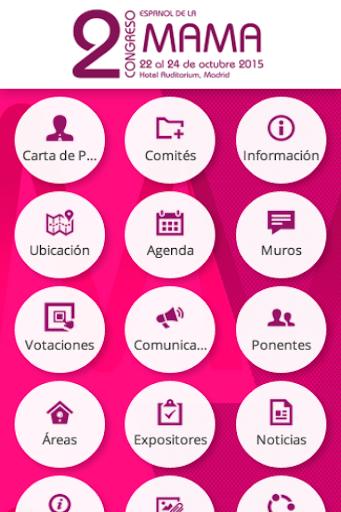 Congreso de la Mama 2015