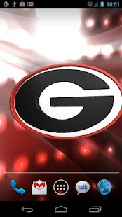 Georgia Bulldogs Pix & Tone - screenshot thumbnail