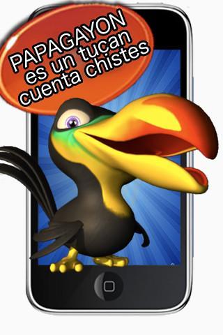 chistes: Papagayon el tucan- screenshot