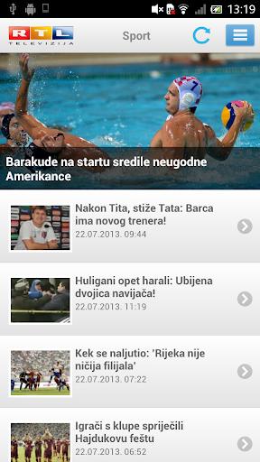 RTL Televizija +widget