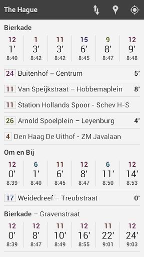 Transit The Hague
