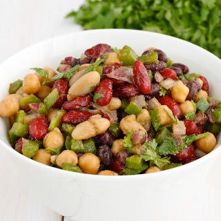 Bean Salad.
