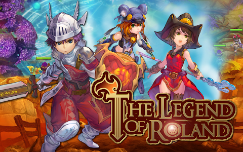 Legend of Roland: Action RPG v1.1.1