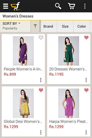 Flipkart - screenshot