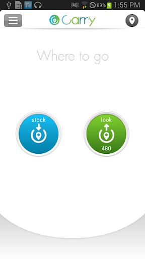 おでかけMAPアプリ『Carry』