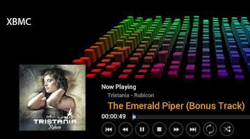 Screenshot of AirAudio - stream your music!