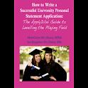 University Application logo
