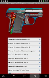 FN pistol Model 1906 explained- screenshot thumbnail