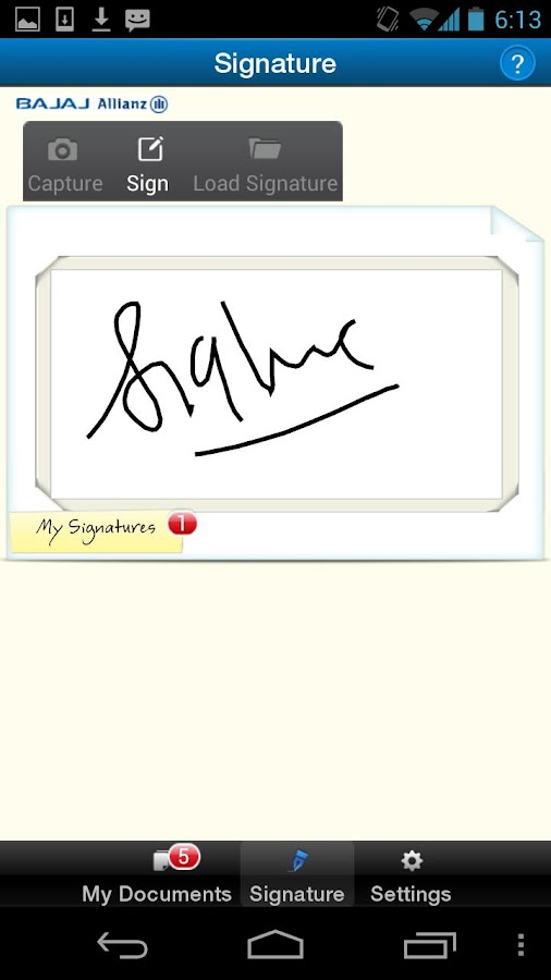 E Signature With Imobisign Android Apps On Google Play