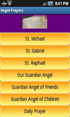 Angel Prayers - screenshot