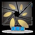 美殿堂 logo