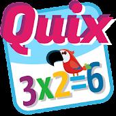 Quix Times Tables