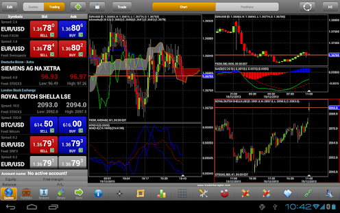Trade Interceptor Forex Stocks - screenshot thumbnail