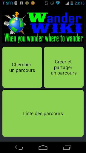WanderWiki