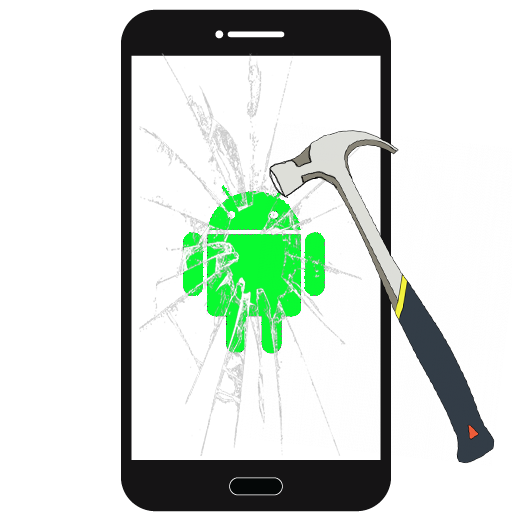 碎屏/裂纹恶作剧 娛樂 App LOGO-硬是要APP