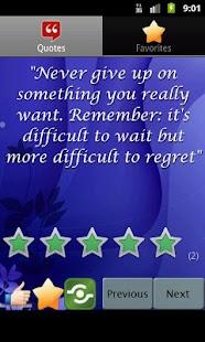 Beautiful Life Quotes - screenshot thumbnail