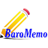 BaroMemo (Easy and Quick Memo)
