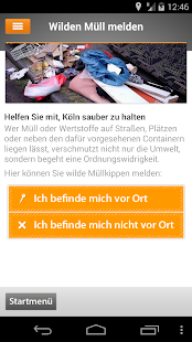 Die AWB App- screenshot thumbnail