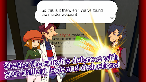 LAYTON BROTHERS MYSTERY ROOM Screenshot 5