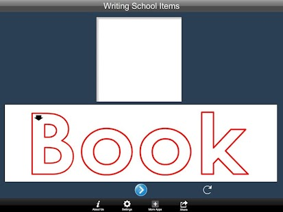 Writing School Items- screenshot thumbnail