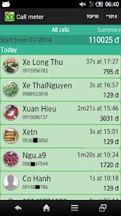 Cước điện thoại viettel - screenshot thumbnail