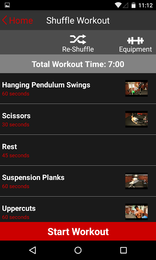 6 Pack Promise - Ultimate Abs- screenshot