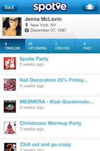 Spotie - Discover Fun Near You - screenshot thumbnail