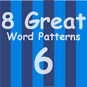 8 Great Word Patterns Level 6 icon