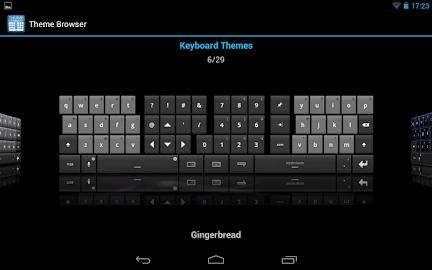 Thumb Keyboard Screenshot 21