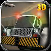 Airport Tow Truck 3D Simulator
